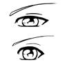 Différents yeux