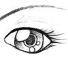 Dans les yeux d'une femme