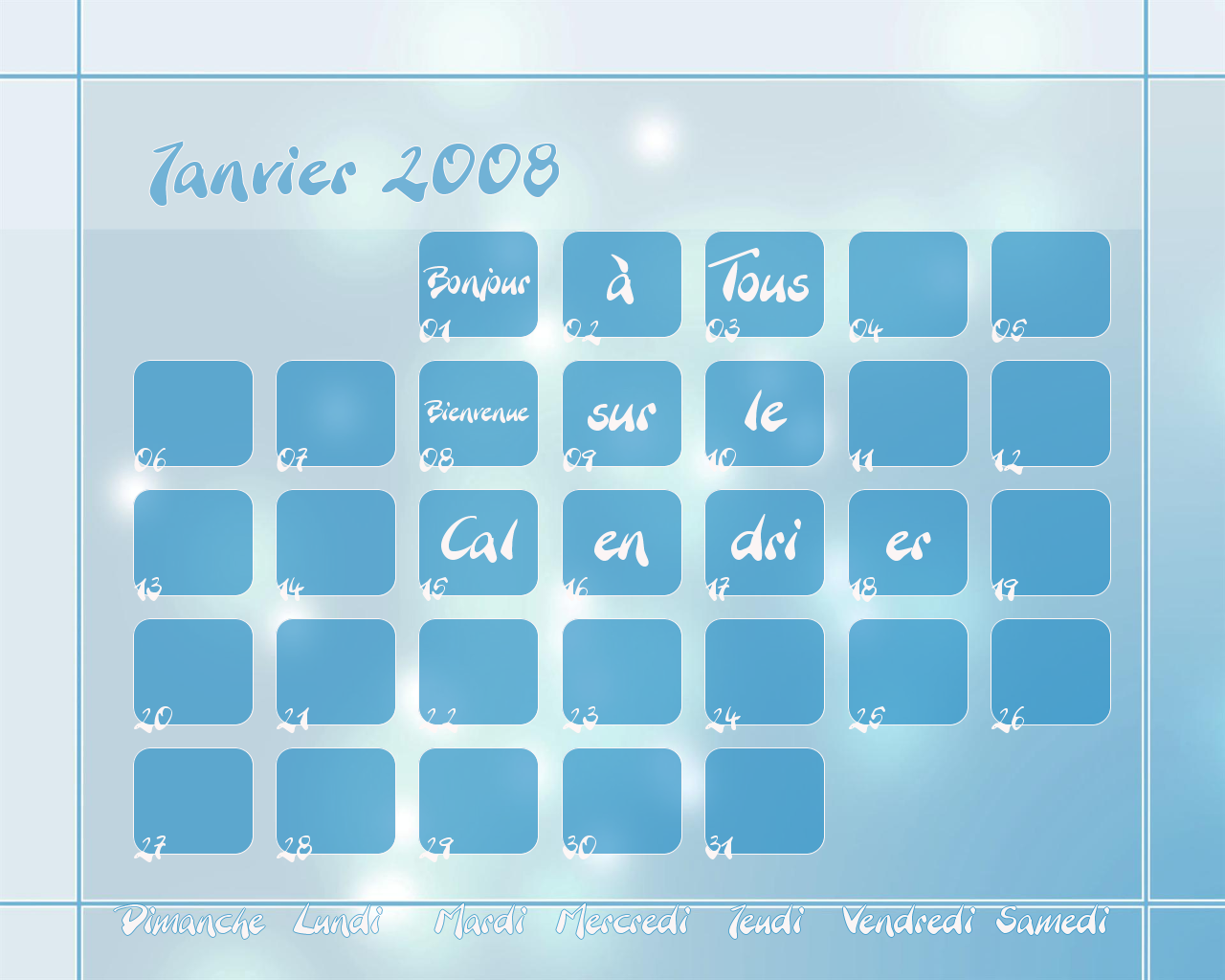 Exemple calendrier1
